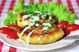 Как приготовить картофельные колдуны с мясом
