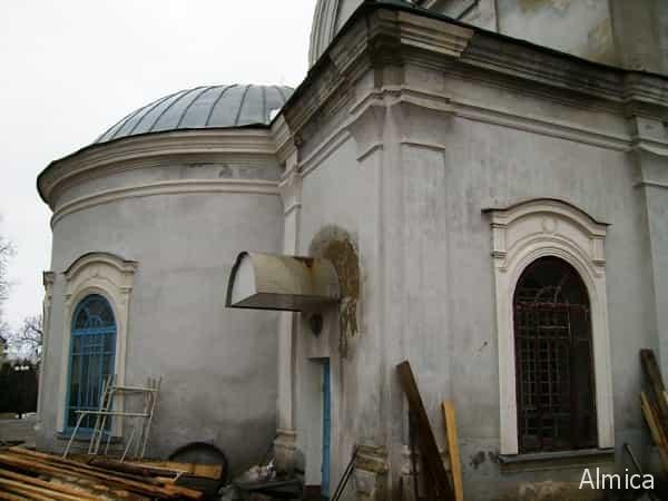 Зимний Предтеченский храм