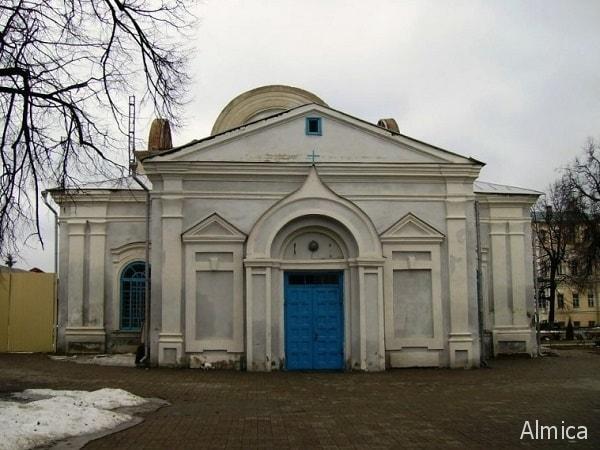 Зимний храм Иоанна Предтечи