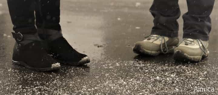 как ухаживать за обувью правильно