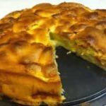 Как приготовить аппетитную шарлотку с тыквой - кафе Эвле