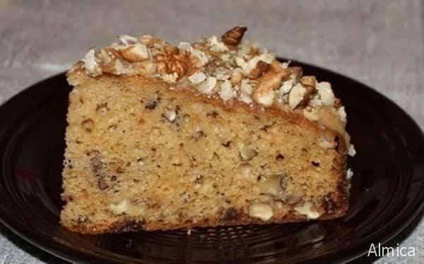 ореховый пирог Ореховое чудо