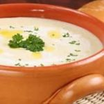 чешский белый картофельный суп