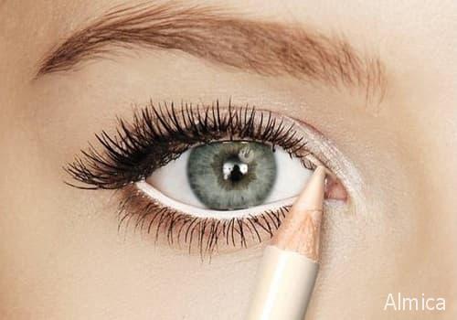 антивозрастной макияж глаз