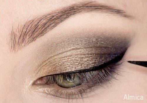 макияж глаз после 40